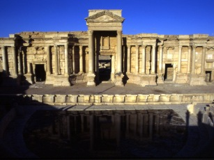 D007 Palmyra - Theater