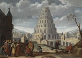 Anonymous_Dutch_artist_-_The_Tower_of_Babel